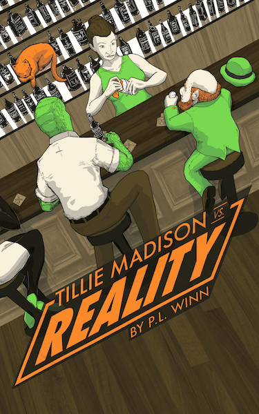 Tillie Madison vs Reality book cover